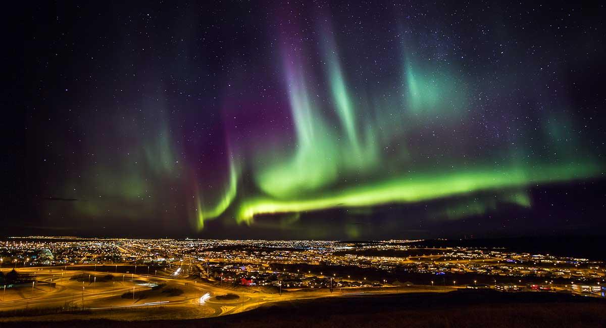 Northern lights Whale Watching Iceland Ambassador